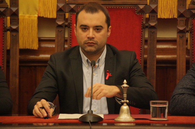 Alcalde de Terrassa, Jordi Ballart